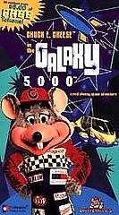 Chuck E. Cheese In The Galaxy 5000 VHS, 1999