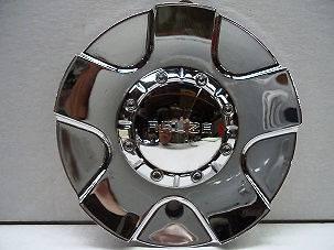Akuza Wheel Chrome Plastic Custom Wheel Center cap caps #EMR455 PRIMA