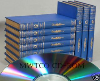 Photographic History of the Civil War Antique Books CD