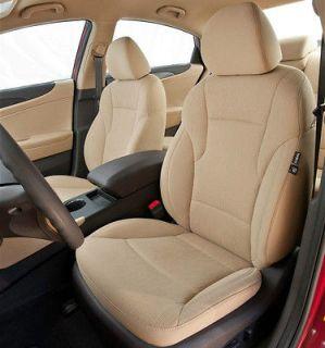 2011 2013 Hyundai Sonata Leather Seats Cover REAR (Fits Hyundai