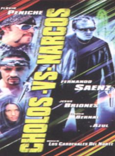 Cholos vs. Narcos DVD, 2005