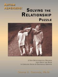 Autism Aspergers   Solving the Relationship Puzzle A New
