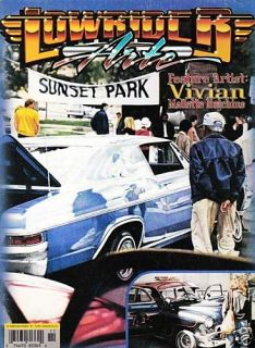 LOWRIDER ARTE MAGAZINE 2006 CHICANO TATTOO ART FLASH