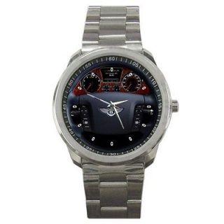 Hot 2012 Bentley Continental Flying Spur Series 51 Steering Wheel