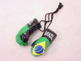 BOGO Mini Boxing Glove Sets   BRAZIL   Auto Dorm Decor