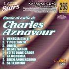 Latin Stars Karaoke CDG #265   Charles Aznavour Hits