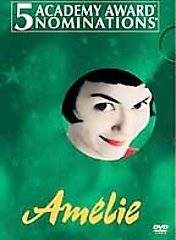 Amelie, Good DVD, Audrey Tautou, Mathieu Kassovitz, Rufus, Lorella
