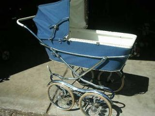 vintage baby carriage buggy in Baby Carriages & Buggies