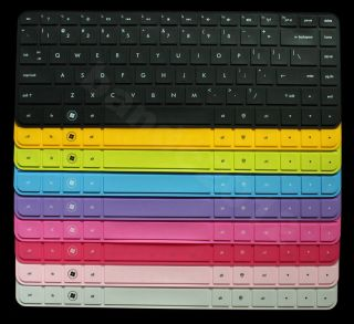 Backlit Keyboard Skin Cover Protector FOR HP CQ42 G42 DM4 Dm4t Dv5