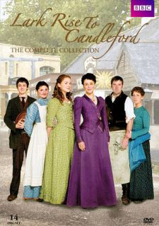 Lark Rise to Candleford The Complete Collection DVD, 2011, 14 Disc Set