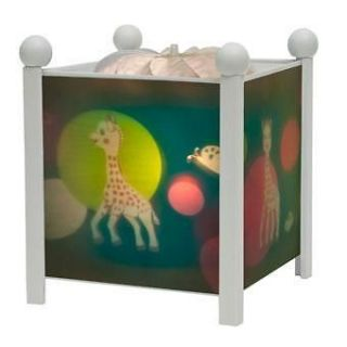 Trousselier Magic Lantern   Sophie The Giraffe Baby Nusery Projector