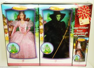 wizard of oz barbie dolls set in Fairytale Barbie