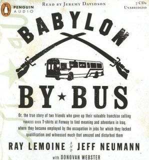Babylon by Bus Or, the True Story of Two Friends Who Gave up Their