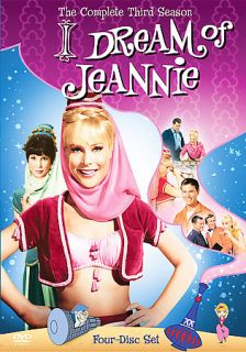 Dream of Jeannie   The Complete Third Season DVD, 2007, 4 Disc Set