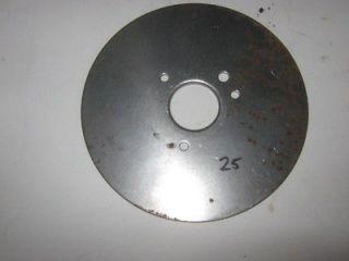 BALLY SLOT MACHINE   HOPPER   PAYOUT DISC   25 cent
