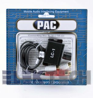 PAC LC 1 CAR BASS AMPLIFIER REMOTE LEVEL CONTROL KNOB
