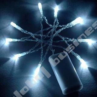 battery operated mini led lights in Home & Garden