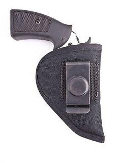 Nylon IWB Pants Holster 2 Revolvers, Taurus CIA 85 405 451 605, S&W