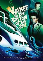 Voyage to the Bottom of the Sea   Season 4 Vol. 1 DVD, 2009, 3 Disc