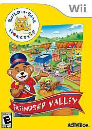 Build A Bear Workshop Friendship Valley Wii, 2010