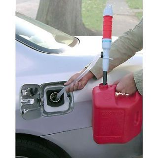 Battery Operated Liquid Transfer Siphon Pump, Perfect to Pump Gas or