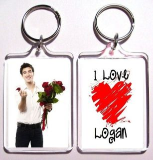 Love Logan Keychain #1 of Logan Henderson of Big Time Rush
