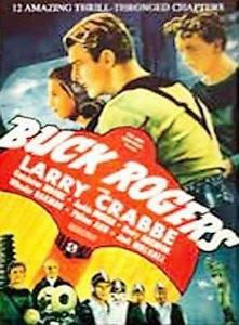 Buck Rogers   12 Episode Serial DVD, 2000