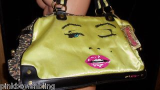 marilyn monroe betsey johnson in Womens Handbags & Bags