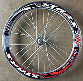 Deep Rims Aluminum alloy front & rear wheels fixie fixed gear bike sL