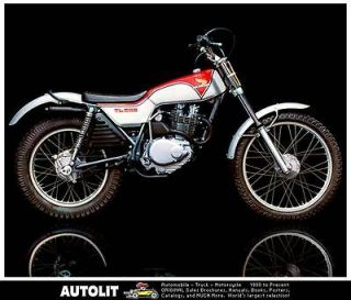honda motorcycle posters in Collectibles