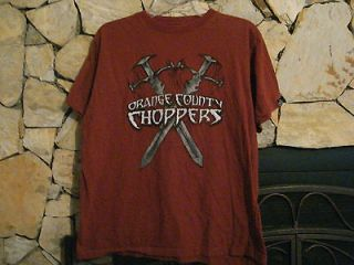 Orange County Choppers T shirt in Size Largel Great Find