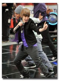 Jusin Bieber My World Singer Cool Wall Decor Decal Prin New Silk