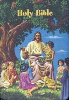 Bible KJV Childrens Rainbow Gift 2005, Hardcover