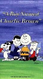 Boy Named Charlie Brown VHS