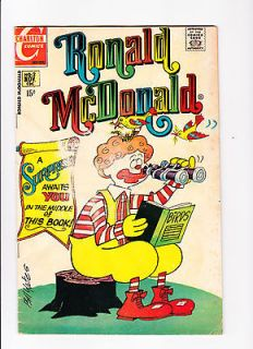 Ronald McDonald No.2  1971   Bird Watching Cover