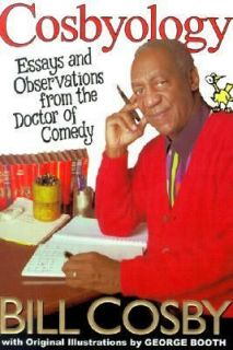 from the Doctor of Comedy by Bill Cosby 2001, Hardcover