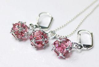 swarovski crystal necklace set in Fashion Jewelry