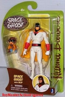 Hanna Barbera SPACE GHOST & BLIP 6 Figure JAZWARES NEW MIMP In Stock