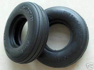 Tamiya RC Front Tires (2pcs) #9805033 The Hornet Grasshopper Frog