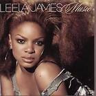 LEELA JAMES music CD 2 track johnny douglas radio remix promo in
