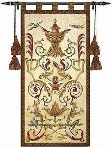 Beautiful Flying Birds Tapestry Wall Hanging, 50X24