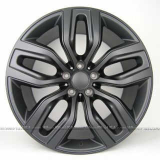 20 BMW X5 X6 SPORT M STYLE 337 STAGGERED WHEELS RIMS 5X120 MATTE