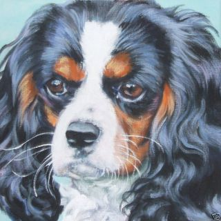 cavalier king charles paintings in Direct from the Artist