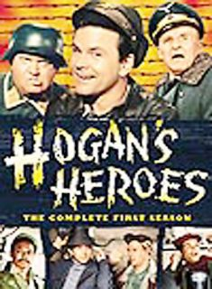 Hogans Heroes   The Complete First Season DVD, 2005, 5 Disc Set