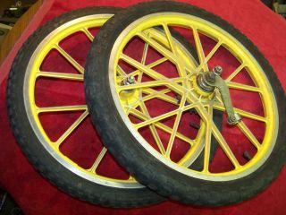 used bmx wheel in BMX Bike Parts