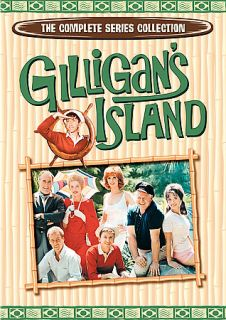 Gilligans Island The Complete Series Collection DVD