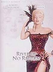 River of No Return DVD, 2002, Marilyn Monroe Diamond Collection