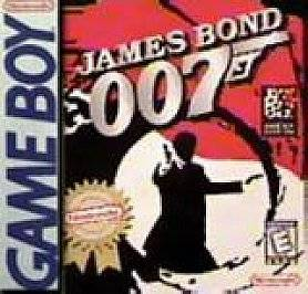 James Bond 007 1998 Nintendo Game Boy, 1998
