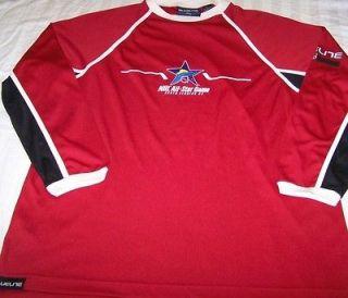 Game Jersey Shirt Medium South Florida 2003 Hockey Vtg Blueline NR