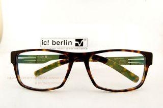 Ic Berlin Eyeglasses Frames Model Wissam : IC BERLIN Eyeglasses Frames Model Greg Color Pearl Unisex ...